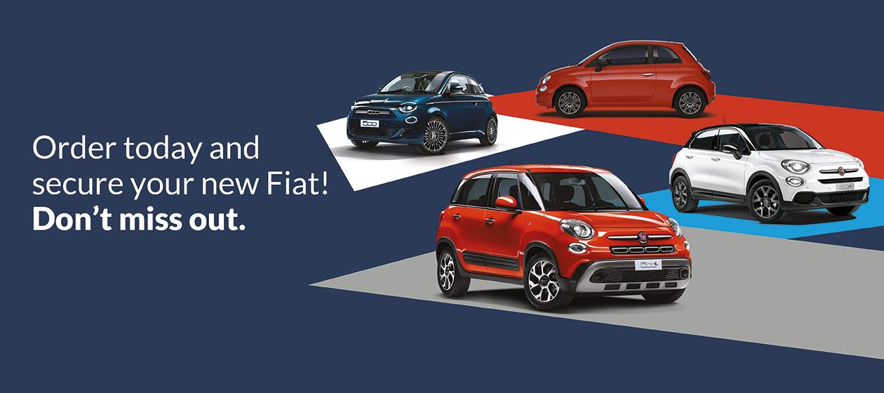 Fiat new car offers